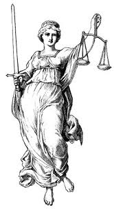 Justice has been reimposed by modern secular law.
