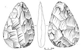 Hand axes unchanged for over a million years