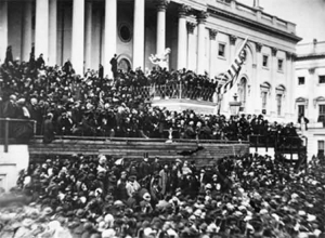 Lincoln's vision of God in History