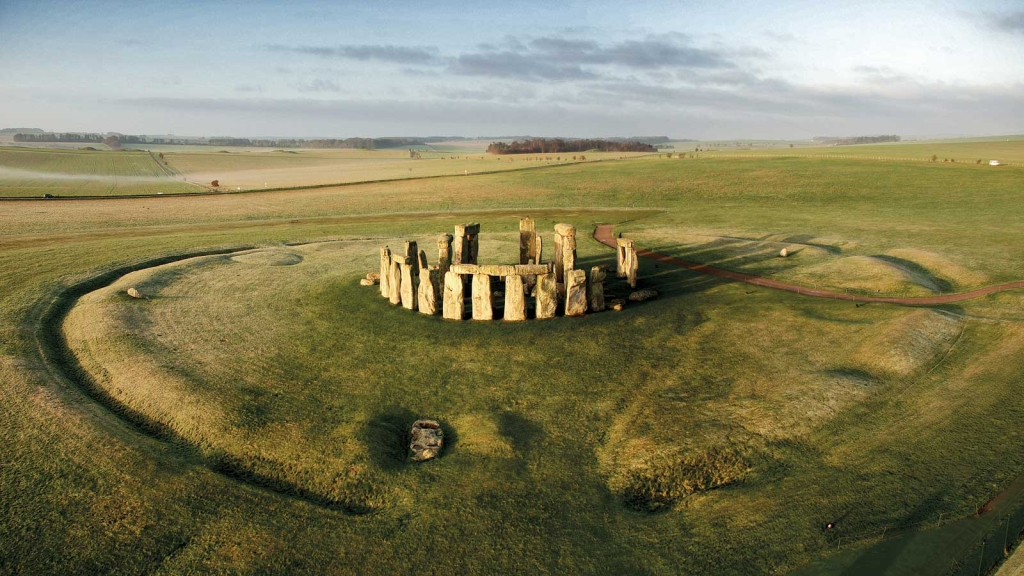 Motivation behind Stonehenge
