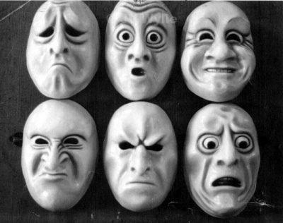 evolution of emotion