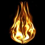 fLAME OF HLOY SPIRIT