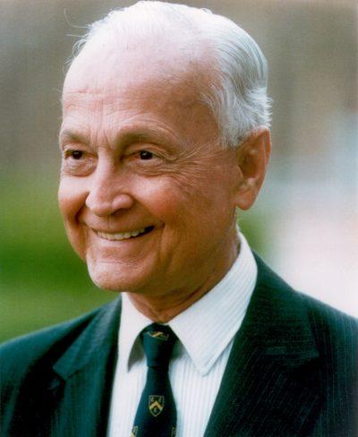 Portrait of John Templeton