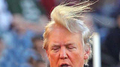 Bald Men Of America Speak Out On Trump S Hair