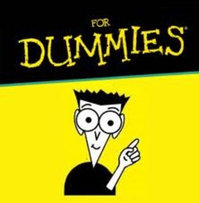 Anti-Trump for Dummies