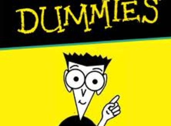 Anti-Trump for Dummies