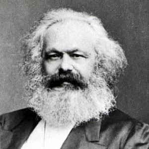 Relationship of Marx's idea of ownership of labor to hominid evolution