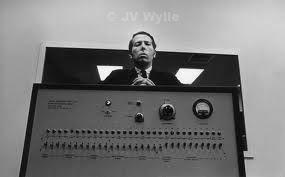Milgram's shock machine
