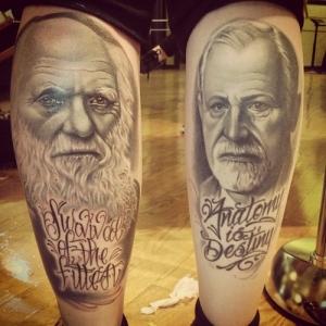 Freud and Darwin