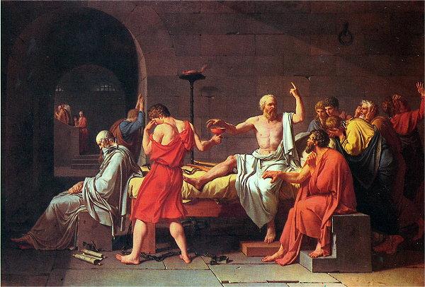 Socrates' speech