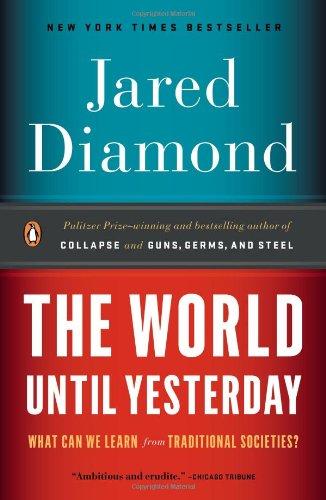 Jared Diamond's book