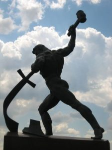 Isiah: Swords into Ploughshares