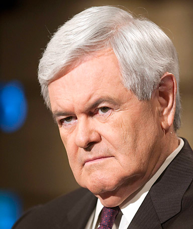 Gingrich as pessimist