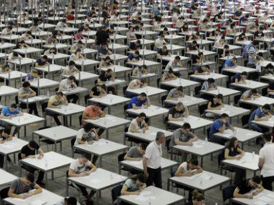 exam nightmare