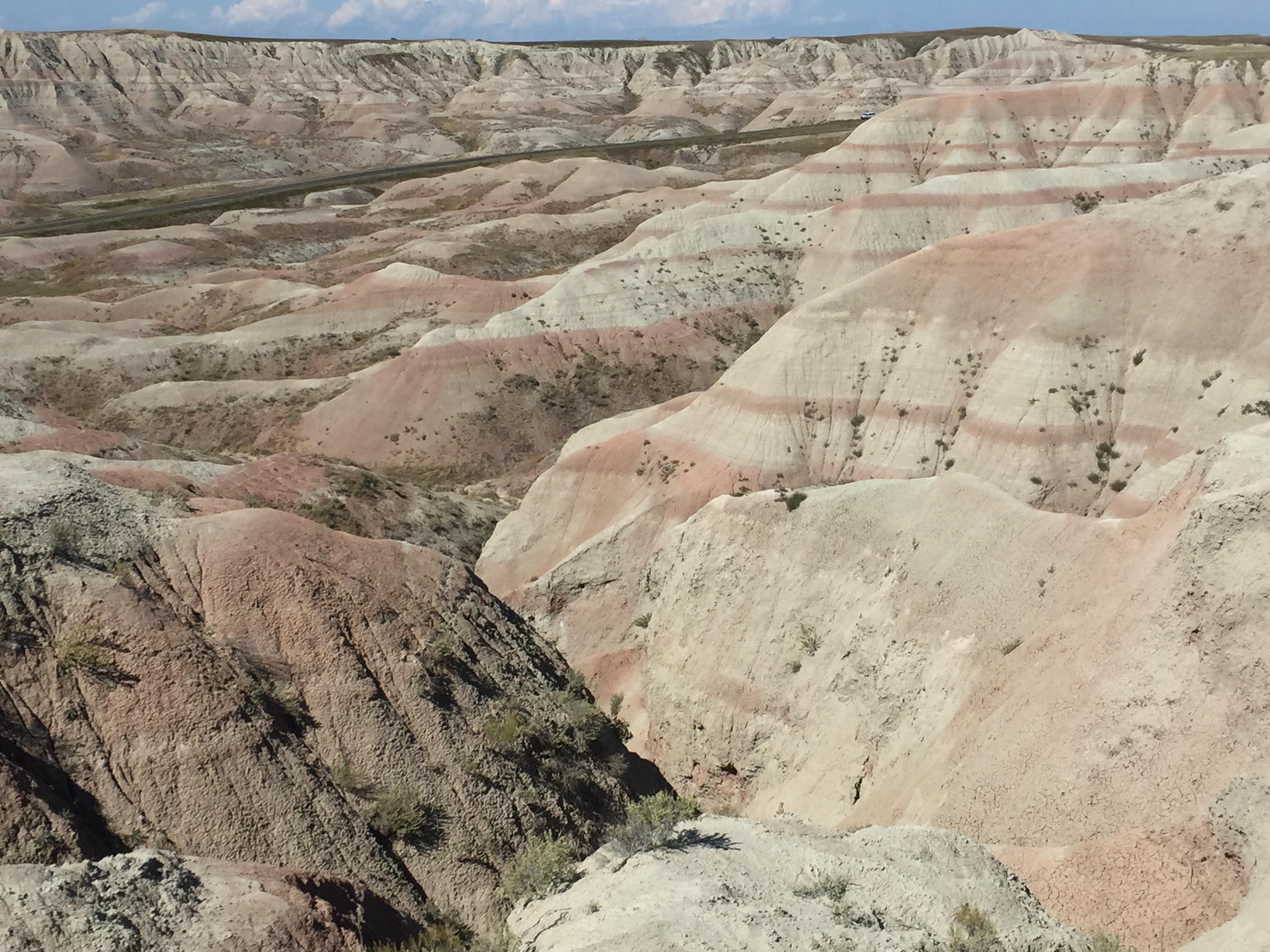 South Dakota's Bad lands