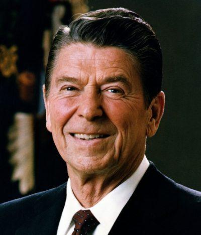 Reagan's pompedor