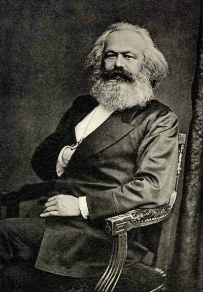 Karl Marx and the Alienation of the Doctors