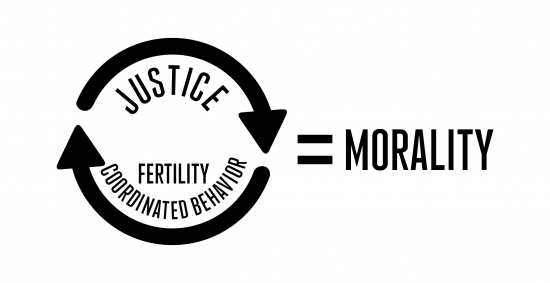 Justice-Morality