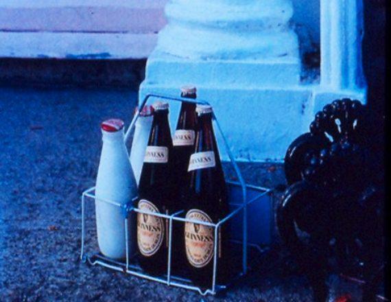 Irish and Drinking