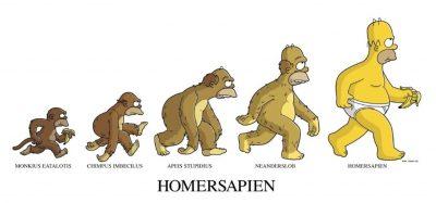 Evolution of Homer
